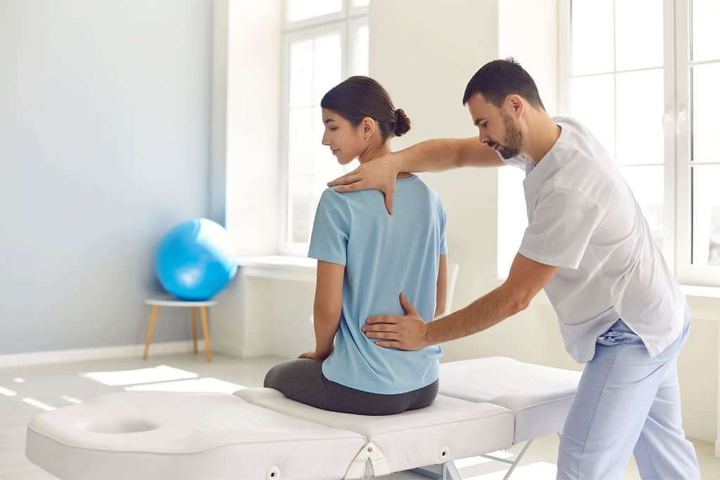 chiropractors help you with back pain